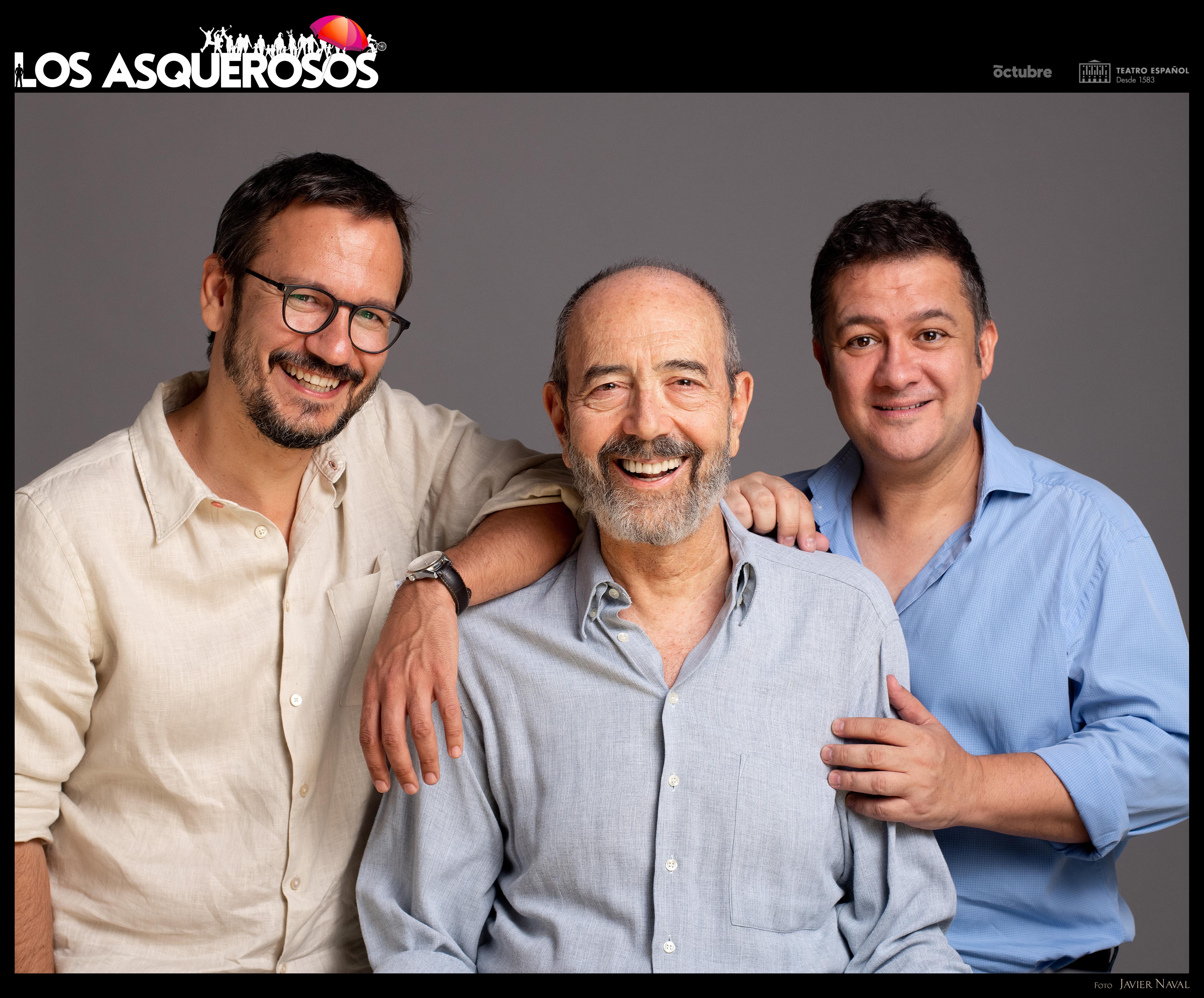 LOS ASQUEROSOS en el Teatro Español