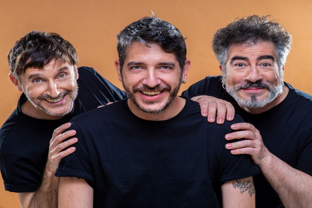 «PERDIDOS» con Agustín Jiménez y Carlos Chamarro,  bajo la dirección de Ignasi Vidal