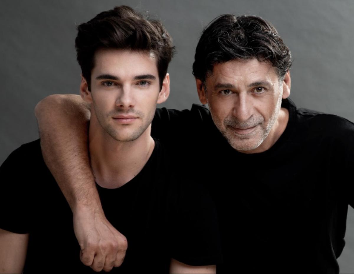 «DRIBBLING» de Octubre Producciones escrita y dirigida por Ignasi Vidal y protagonizada por Nacho Fresneda y Álvaro Rico